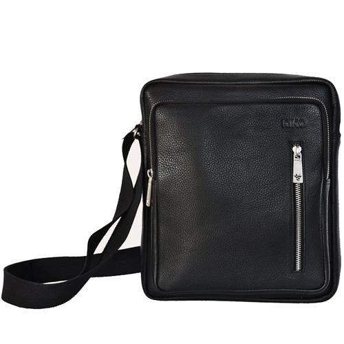 حقيبة ماسنجر جلد من KIKO