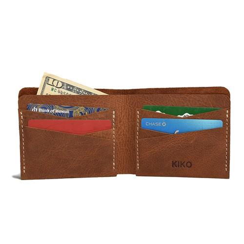محفظة بطاقات جلد رجاليه  من KIKO