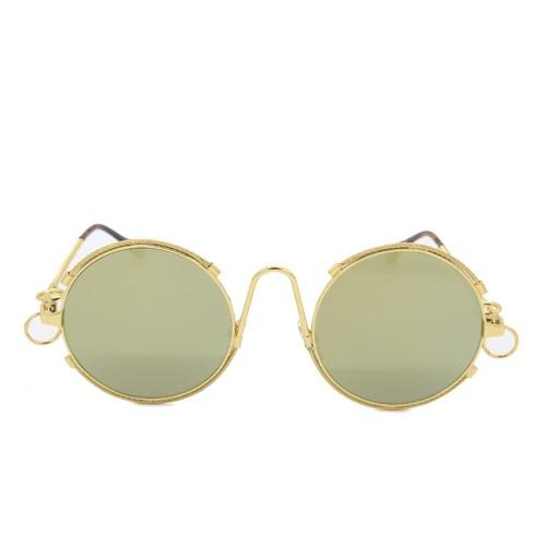 نظارة شمسية نسائية ديور (اصفر)