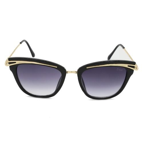 نظارة شمسية نسائية ديور(أسود)